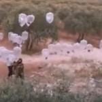 Prezervative ZBURATOARE. Cea mai noua tactica a ISIS de lupta cu avioanele Rusiei – VIDEO