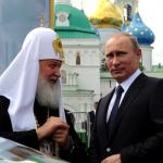 """Patriarhul Rusiei binecuvanteaza ATACURILE din Siria: """"De acest razboi depinde bunastarea Rusiei"""""""