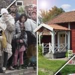 Suedezii nu mai stiu ce sa faca. Refugiatii au REFUZAT si case de lux cu piscina – FOTO