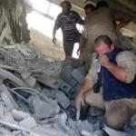 Furie la Washington. Avioanele RUSIEI au atacat, in Siria, rebeli antrenati de CIA