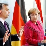 "Orban o va infuria iar pe Merkel: ""ISLAMUL nu apartine spiritual Europei"""