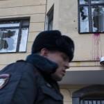 Ambasada Turciei la Moscova, ATACATA de protestatari. Politia nu a intervenit – VIDEO