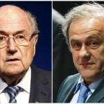 Sefii fotbalului mondial, Blatter si Platini, si-au primit PEDEPSELE. Trimisi pe tusa o lunga perioada de timp