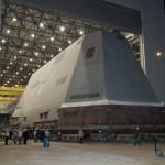"""Distrugatorul """"extraterestru"""" al SUA: Inarmat cu LASERE si tunuri electromagnetice – VIDEO"""