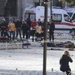 ATENTAT la Istanbul. Vinovat este un sinucigas SIRIAN. Premierul Turciei a declarat ca teroristul era membru ISIS