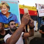 Merkel nu este de acord ca in Germania sa intre anual NUMAI 200.000 de REFUGIATI