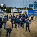 """Judecator britanic, semnal de alarma: Refugiatii din """"Jungla"""" Calais nu sunt ceea ce par"""