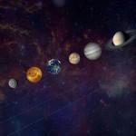 Cinci planete sunt ALINIATE de azi-noapte. Teorii nebunesti au inceput sa circule pe internet