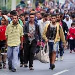 Ministru german: In 2016 vor intra in UE peste un MILION de refugiati. ROMANIEI i se va dubla cota?