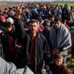 Semnal de ALARMA din Croatia. Refugiatii isi vor schimba ruta, o vor lua prin ROMANIA