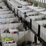 Aceasta va fi cea mai MARE tabara de refugiati din Germania. Vor fi cazati 7.000 de oameni