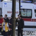Inca un ATENTAT in Turcia, dupa cel de ieri. Explozie soldata cu cel putin 7 morti