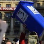 """Antena 3 nu e deasupra LEGII. Nu liber la HOTIE"". Miting, astazi, in Piata Universitatii"