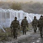 Noi masuri contra imigrantilor: Macedonia instaleaza inca un GARD la granita cu Grecia