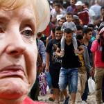 Merkel e ZDROBITA. Peste 80% dintre germani spun ca IMIGRATIA a scapat de sub control