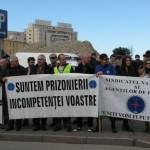 Politistii au declansat REVOLUTIA. Miting la Brasov contra sistemului CORUPT din politie