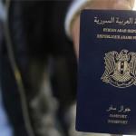 RASISM? Control al pasapoartelor la intrarea in BAR. Sirienii nu au voie inauntru