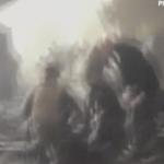 Noi imagini cumplite, VIDEO inregistrat la cateva secunde dupa exploziile din Bruxelles