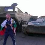 Bulgarul Dinko a IMOBILIZAT 11 refugiati la granita cu Turcia. A fost chemat la politie – VIDEO
