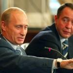 Barbatul din dreapta lui Putin, fost ministru, UCIS la Washington. Rusii spuneau ca a facut atac de cord