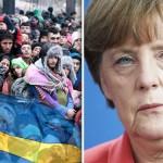 Criza refugiatilor. Merkel a reusit sa SUPERE rau si Suedia. Stockholm vrea dea Germania in judecata