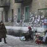 Cifre OFICIALE. Numar record de SARACI in Rusia, sanctiunile Vestului au efect