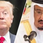 """Trump: """"Arabia Saudita n-ar fi existat fara SUA. Vom opri importurile de PETROL din aceasta tara"""""""