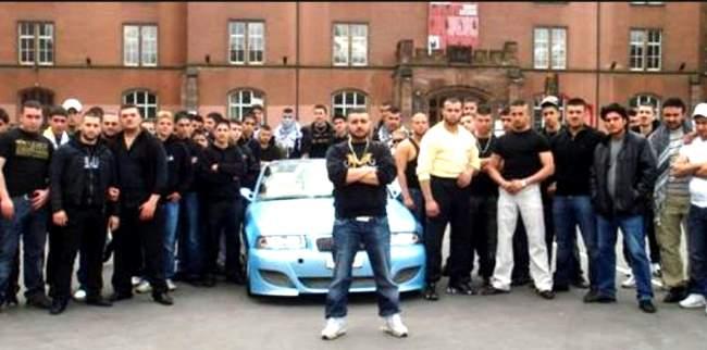 Mafia Mitglieder