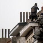 TEROAREA continua la Bruxelles. Operatiune antiterorista cu ZECI de politisti si lunetisti