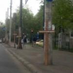 """""""Crestinii nu vor mega MOSCHEE"""". Protest cu 500 de cruci in Bucuresti"""