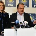 "Blaga: ""Trebuie sa intram in campania electorala cu un PREMIER al PNL"""