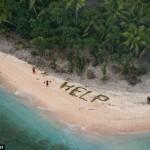 Cum si-au salvat viata trei NAUFRAGIATI pe o insula pustie din Pacific