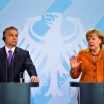 """Orban o plezneste pe Merkel: """"Ne-am predat Turciei. Siguranta UE nu poate fi lasata in mainile unui stat din afara Uniunii"""""""