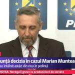 """PNL, din soc in soc. Munteanu: """"Imi RETRAG candidatura"""". Noul candidat este Predoiu"""
