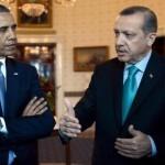 """Erdogan face SCANDAL dupa vizita in SUA: """"Obama m-a vorbit pe la spate"""""""