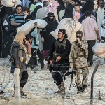Turcia, sub COD ROSU de amenintare terorista: 300 de membri ISIS s-au infiltrat printre refugiati