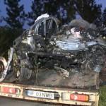 MISTER. Masina patronului Hexi Pharma a aparut din senin la locul accidentului. Ce au descoperit reporterii Digi24
