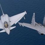 Noi tensiuni. Avioane ale rusilor au fost INTERCEPTATE de avioane NATO in timp ce ce apropiau de statele baltice