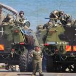 NATO, actiuni de amploare in Estul Europei. Expediaza MASIV echipamente si tehnica militara
