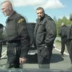 Nu te pune NICIODATA cu politistii rusi. Ce a patit un sofer in trafic – VIDEO