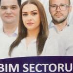 "Campania electorala RASISTA in Bucuresti: ""ALBIM Sectorul 5"""