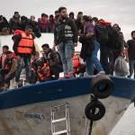 Erdogan isi arata coltii. Numarul refugiatilor care vin din Turcia in UE este in CRESTERE