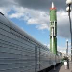 Trenurile APOCALIPSEI, replica Rusiei la scutul de la Deveselu. Imagini ale acestor arme devastatoare