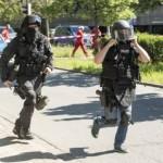 Atac ARMAT intr-un cinematograf din Germania, sunt zeci de raniti