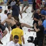 """Ministrul Sportului din Rusia: """"Noi suntem o tara civilizata. Nu au fost batai intre fani"""" – VIDEO"""