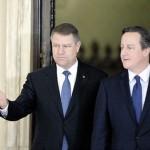 Iohannis a vorbit cu premierul britanic. Ce se intampla cu romanii din UK