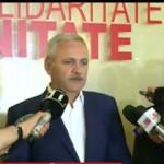 Dragnea si Tariceanu au anuntat ce au decis in privinta motiunii de CENZURA