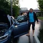 """Moise Guran a intrat la apa. Cum l-a ajutat un ardelean aflat in Bucuresti: """"Are vocatie de EROU"""""""