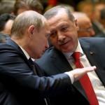 Iar e suparare mare intre Putin si Erdogan. Ce a mai facut de data asta presedintele Turciei