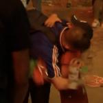 VIDEO viral: Un copil portughez CONSOLEAZA un microbist francez, dupa finala UEFA 2016